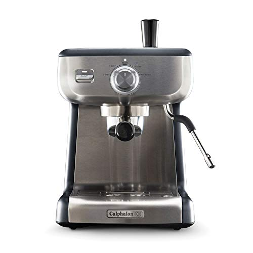 Calphalon-Espresso-Machine-with-Steam-Wand