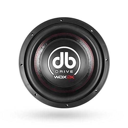 db Drive WDX12 3K WDX12 3K 12' Competition Subwoofer 3K Watts Dual 4 Ohm Voice Coil
