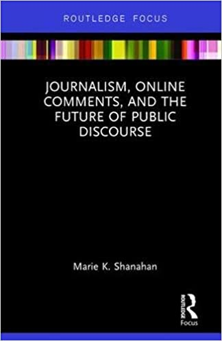 book cover of  Journalism, Online Comments, and the Future of Public Discourse