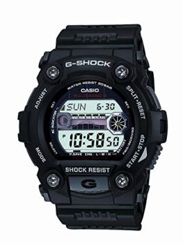 Casio GW-7900-1ER Mens G-Shock Tide Graph Solar Powered Watch