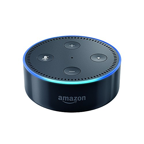 All New Echo Dot (2nd Generation)   Black  Image of 41iz5Tw82IL