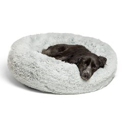 Best-Friends-by-Sheri-Luxury-Shag-Fuax-Fur-Donut-Cuddler-Multiple-Sizes--Donut-Cat-and-Dog-Bed