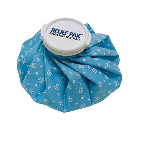Relief Pak English Ice Cap Reusable Ice Bag, 9' Diameter