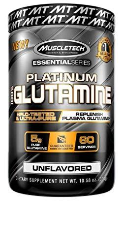 Muscletech Essential Series Platinum 100% Glutamine – 300g