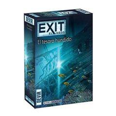 Tesoro Hundido Exit