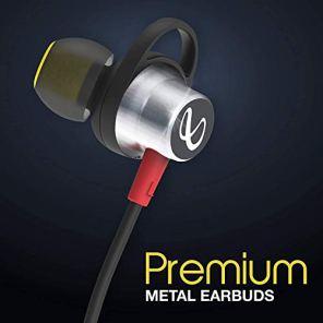 Infinity-JBL-Glide-120-in-Ear-Wireless-Earphones-with-Mic-Deep-Bass-Dual-Equalizer-12mm-Drivers-Premium-Metal-Earbuds-Comfortable-Flex-Neckband-Bluetooth-50-IPX5-Sweatproof-BlackRed
