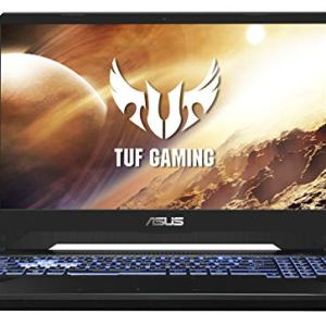 ASUS TUF Gaming FX505DT 15.6″ FHD 120Hz Laptop GTX 1650 4GB Graphics (Ryzen 5-3550H/8GB RAM/512GB PCIe SSD/Windows 10/Stealth Black/2.20 Kg), FX505DT-AL106T