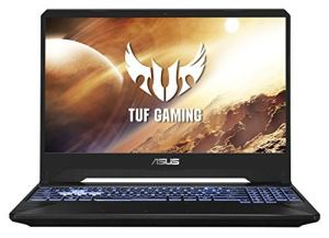 ASUS TUF Gaming FX505DT 15.6-inch FHD 144Hz Laptop, Ryzen 7 3750H, GTX 1650 4GB GDDR5 Graphics (8GB RAM/1TB HDD + 256GB NVMe SSD/Windows 10/Stealth Black/2.20 Kg), FX505DT-HN457T