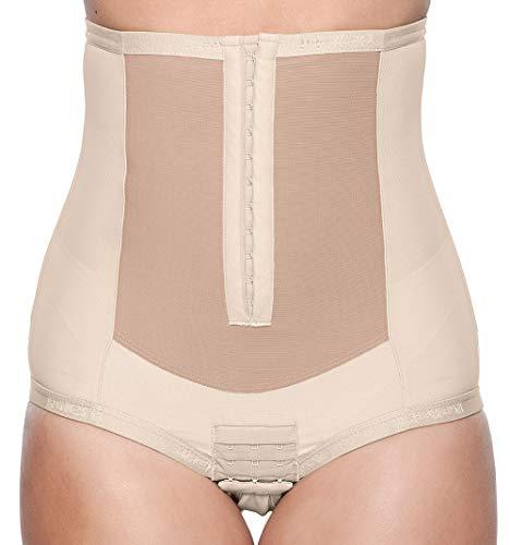 Bellefit Corset, Medical-Grade Adjustable Postpartum Corset with Front Hooks
