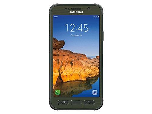 Samsung Galaxy S7 Active 32GB Camo Green GSM Unlocked