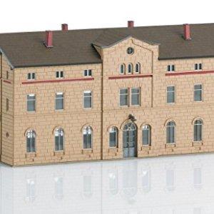 Märklin Trix 66322Trix Kit Unit Station Sandstone N 41jPT37lL L