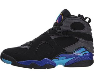 de44d3800df7 Buy Cheap Nike Air Jordan Mens Retro VIII Aqua 8 Basketball Shoes (9 ...