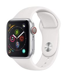 Apple-Watch-Series-4-GPS-Cellular-40mm-Silver-Aluminum-Case-with-White-Sport-Band