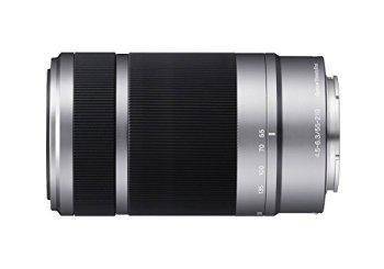 Sony-SEL55210-E-55-210mm-F45-63-OSS-E-mount-Wide-Zoom-Lens-Silver-Renewed