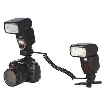 Off-Camera-Shoe-CordPIXEL-TTL-HSS-18000s-E-TTL-Off-Camera-Shoe-Cord-1M-Replaces-OC-E3b-for-Canon-Cameras-and-Flash-Speedlite-3937-Inch