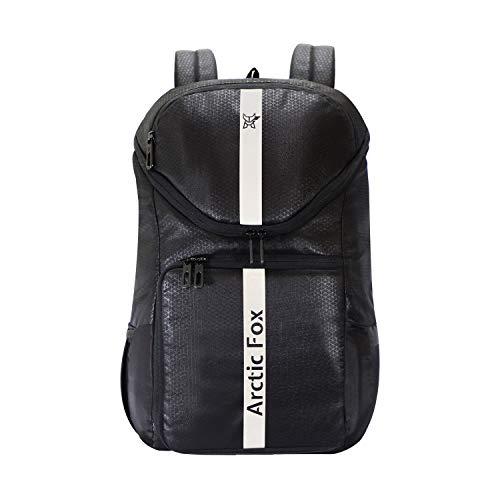 ARCTIC FOX Jet Black Explore Camera Backpack
