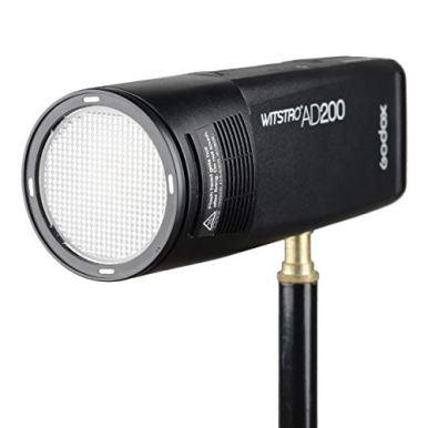 Godox-AK-R13-Diffuser-Plate-Compatible-with-Godox-V1-Flash-Series-V1-S-V1-C-V-1N-use-with-Godox-H200R-Round-Flash-Head-AD200-Pro-AD200