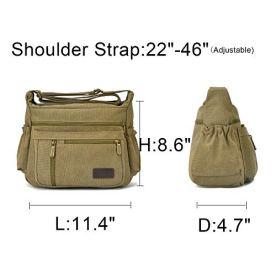 Qflmy-Vintage-Canvas-Messenger-Bag-Handbag-Crossbody-Shoulder-Bag-Leisure-Packet