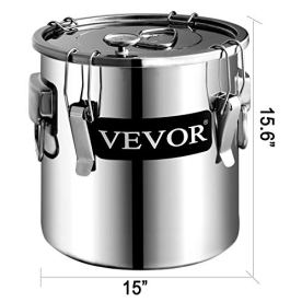 VEVOR-Moonshine-Still-96Gal-38L-Stainless-Steel-Water-Alcohol-Distiller-Copper-Tube-Home-Brewing-Kit-Build-in-Thermometer-for-DIY-Whisky-Wine-Brandy-Sliver