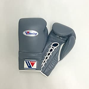 Best Boxing Gloves for Muay Thai -  WINNING Training Boxing Gloves (Lace up)