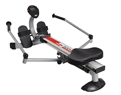 Body Trac Glider Rowing Machine