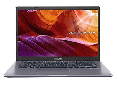 (Renewed) ASUS VivoBook 14 AMD Ryzen 3 3250U 14-inch FHD Compact and Light Laptop (4GB RAM/1TB HDD/Windows 10/Integrated Graphics/Slate Grey/1.60 kg), M409DA-EK484T
