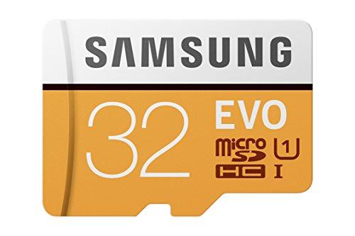 Samsung MB-MP32GA/AM 32GB MicroSDHC EVO Memory Card Adapter