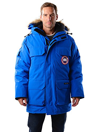 Canada Goose Expedition Polar Bear International Parka, Royal PBI Blue, Medium