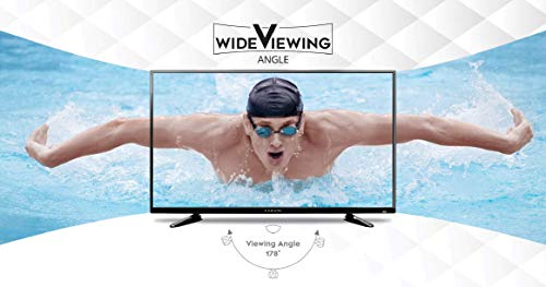 Kevin 102 cm (40 Inches) Full HD LED Smart TV KN40001A (Black) 16