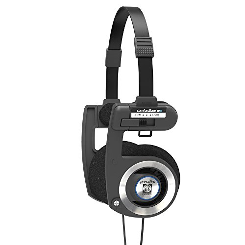 Koss Porta Pro Black On-ear Negro