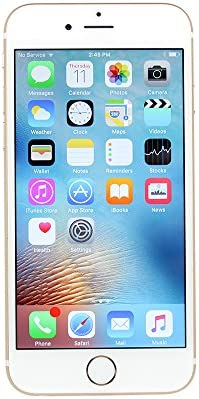 Apple iPhone 6S Plus, 32GB, Gold – For AT&T / T-Mobile (Renewed)