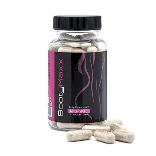 Booty Maxx Fast Acting All Natural Butt Enlargement Pills