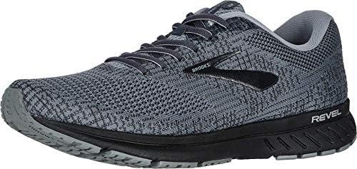 Brooks Mens Revel 3 Running Shoe Road Running Shoes Womens]