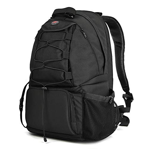 Camera Bag Backpack Waterproof Large DSLR Camera Bag with 15.6' Laptop...