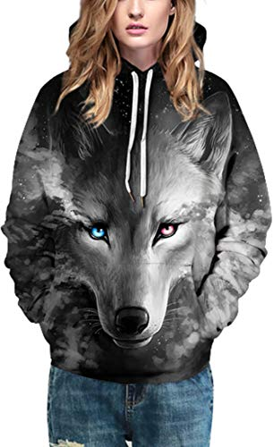 Pandolah Men's Patterns Print 3D Sweaters Fashion Hoodies Sweatshirts Pullover 17 Fashion Online Shop gifts for her gifts for him womens full figure