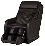 Human Touch ZeroG 5.0 Zero-Gravity Premium Massage Chair with 3D Massage, Espresso Color Option