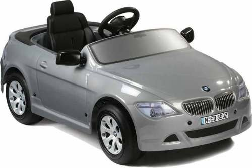 Toys+ 12-volt BMW M6 Ride On, Silver