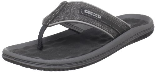 Rider Men's Dunas II N-80061-M, Black/Grey, 7 M US