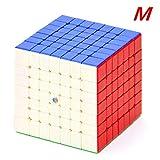 cuberspeed YuXin Hays 7x7 M stickerless Speed Cube Hays Magnetic 7x7x7 Cube