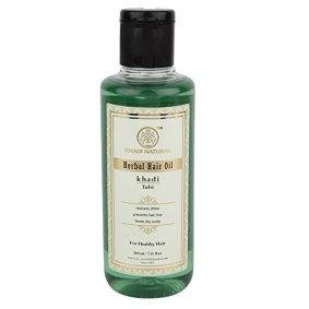 KHADI - Hair Growth Oil Tulsi Oil - 210ml