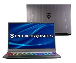 Eluktronics MECH-17 G1Rx Slim & Light NVIDIA GeForce RTX 2060 Gaming Laptop with Mechanical RGB Keyboard - Intel i7-9750H CPU 6GB GDDR6 VR Ready GPU 17.3' 144Hz Full HD IPS 512GB NVMe SSD + 16GB RAM