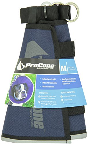 ZenPet ProCone Soft Recovery Collar - Medium