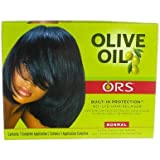 ORS Olive Oil Built-In Protection Full Application No-Lye Hair Relaxer - Normal