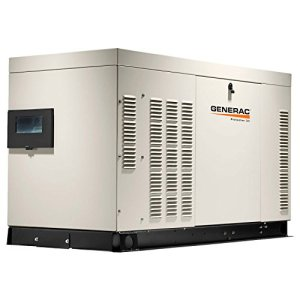 Generac RG02224ANAX Protector Series, 22kW Liquid Cooled Standby Generator, Diesel Powered, Single Phase, Aluminum Enclosed (Discontinued by Manufacturer)