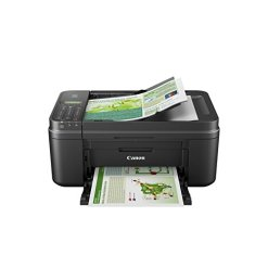 41kwVapkabL - Canon 0013C008AA PIXMA MX495 Wi-Fi Printer - Black