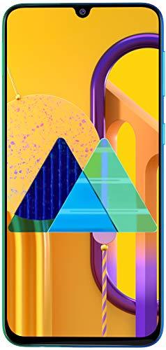 41l5viRtb1L - Samsung Galaxy M30s (Blue, 6GB RAM, 128GB Storage)