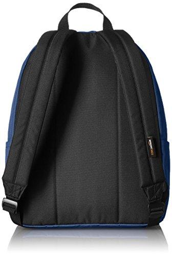 41l810Er2kL - AmazonBasics 21 Ltrs Classic Fabric Backpack - Navy