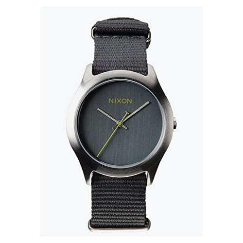 41lEYbFYp L Watch featuring round numberless dial with logo at 12 o'clock and slender baton-shape hour/minute hands 39 mm stainless steel case with mineral dial window Japanese quartz movement with analog display