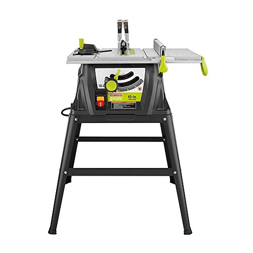 Craftsman Evolv 15 Amp 10 In. Table Saw Review