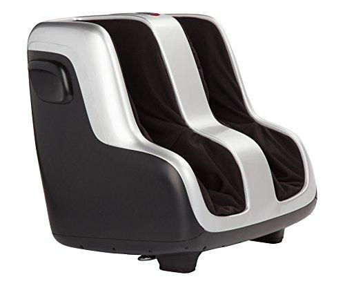 Human Touch Reflex-4' Foot & Calf Shiatsu Massager with Patented Figure-8 Technology